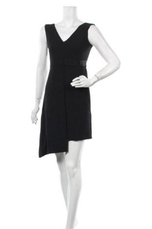 Φόρεμα Motivi, Μέγεθος XS, Χρώμα Μαύρο, Πολυεστέρας, Τιμή 22,02€