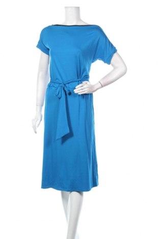 Φόρεμα Nife, Μέγεθος S, Χρώμα Μπλέ, 94% βισκόζη, 6% ελαστάνη, Τιμή 11,38€