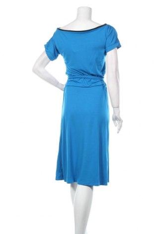 Φόρεμα Nife, Μέγεθος S, Χρώμα Μπλέ, 94% βισκόζη, 6% ελαστάνη, Τιμή 26,68€