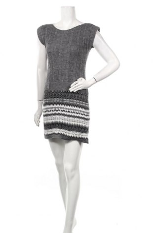 Φόρεμα Nuna Lie, Μέγεθος S, Χρώμα Γκρί, 75%ακρυλικό, 10% μαλλί, 10% βισκόζη, 5% μαλλί από αλπακά, Τιμή 7,96€