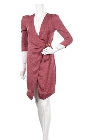 Φόρεμα Orna Farho, Μέγεθος S, Χρώμα Ρόζ , Πολυεστέρας, Τιμή 24,43€