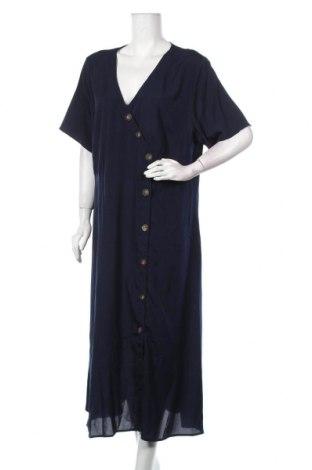 Φόρεμα Pretty Summer, Μέγεθος XL, Χρώμα Μπλέ, 65% πολυεστέρας, 35% βισκόζη, Τιμή 11,74€