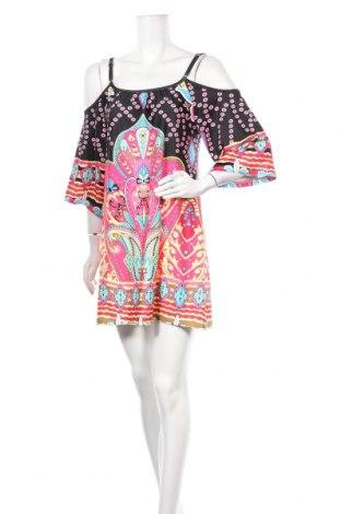 Φόρεμα Pretty Summer, Μέγεθος M, Χρώμα Πολύχρωμο, Πολυεστέρας, Τιμή 11,56€