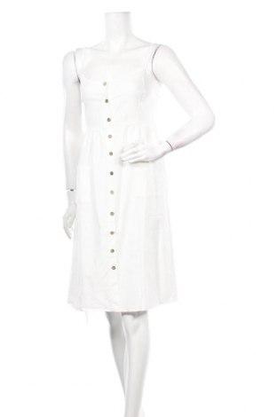 Φόρεμα Pretty Summer, Μέγεθος M, Χρώμα Λευκό, 65% βαμβάκι, 35% πολυεστέρας, Τιμή 11,56€