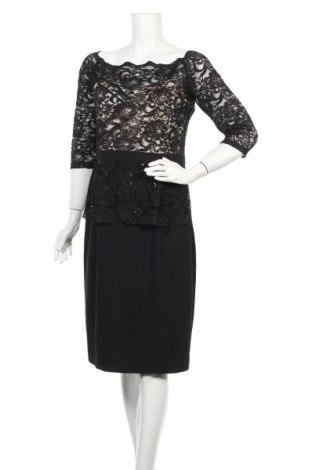 Φόρεμα Swing, Μέγεθος L, Χρώμα Μαύρο, Πολυεστέρας, Τιμή 51,80€