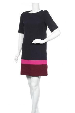 Φόρεμα Un Deux Trois, Μέγεθος S, Χρώμα Μπλέ, 77% πολυεστέρας, 17% βισκόζη, 6% ελαστάνη, Τιμή 14,61€