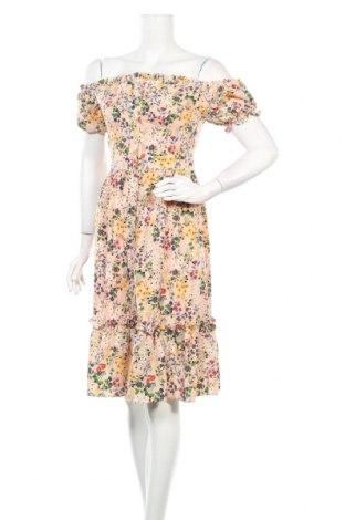 Рокля Yumi, Размер S, Цвят Розов, 100% полиестер, Цена 26,55лв.