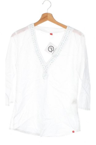 Bluză de femei Esprit, Mărime XS, Culoare Alb, 100% bumbac, Preț 86,21 Lei