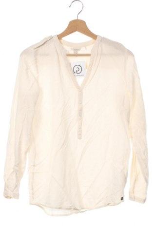 Bluză de femei Esprit, Mărime XS, Culoare Bej, Viscoză, Preț 86,21 Lei