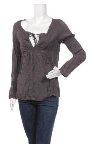 Bluză de femei Esprit, Mărime M, Culoare Gri, 82% viscoză, 18% poliamidă, Preț 86,21 Lei