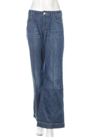 Blugi de femei Esprit, Mărime XL, Culoare Albastru, 99% bumbac, 1% elastan, Preț 116,05 Lei