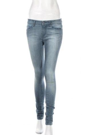Blugi de femei Esprit, Mărime S, Culoare Albastru, 99% bumbac, 1% elastan, Preț 116,05 Lei