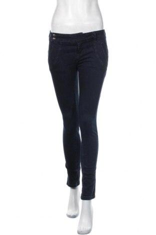 Blugi de femei Esprit, Mărime S, Culoare Albastru, 98% bumbac, 2% elastan, Preț 116,05 Lei