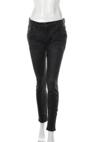 Blugi de femei Esprit, Mărime L, Culoare Negru, 94% bumbac, 4% elastan, Preț 116,05 Lei