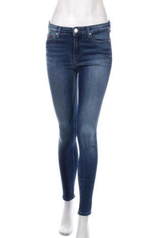 Γυναικείο Τζίν Tommy Hilfiger, Μέγεθος M, Χρώμα Μπλέ, Τιμή 70,36€
