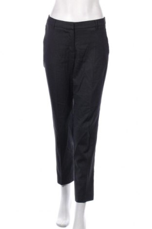 Pantaloni de femei Esprit, Mărime M, Culoare Albastru, 64% poliester, 34% viscoză, 2% elastan, Preț 102,79 Lei