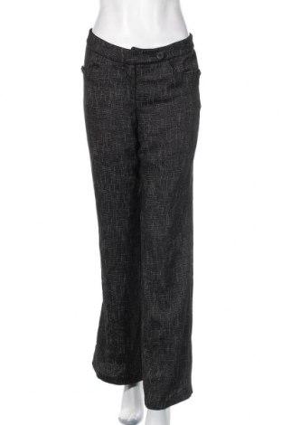 Pantaloni de femei Esprit, Mărime M, Culoare Negru, 84% poliester, 16% viscoză, Preț 116,05 Lei