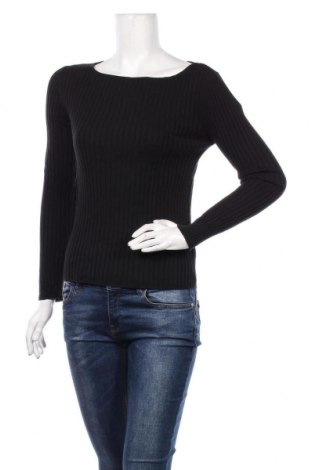 Pulover de femei Esprit, Mărime L, Culoare Negru, Bumbac, Preț 106,11 Lei
