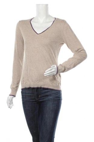 Pulover de femei Esprit, Mărime M, Culoare Bej, Bumbac, Preț 92,84 Lei