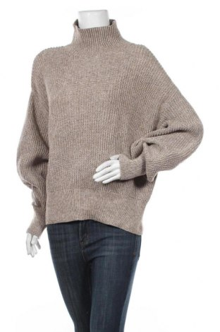 Pulover de femei H&M, Mărime XS, Culoare Maro, Preț 106,11 Lei