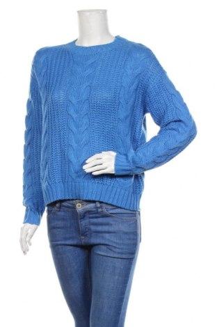 Pulover de femei Vero Moda, Mărime S, Culoare Albastru, Acrilic, Preț 106,11 Lei