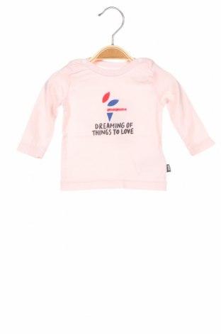 Παιδική μπλούζα Imps&Elfs, Μέγεθος 1-2m/ 50-56 εκ., Χρώμα Ρόζ , 95% βαμβάκι, 5% ελαστάνη, Τιμή 13,71€