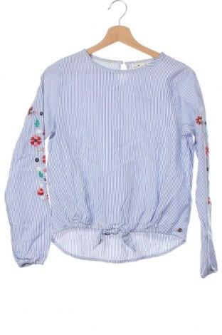 Dětská halenka  Tom Tailor, Velikost 12-13y/ 158-164 cm, Barva Modrá, 100% bavlna, Cena  383,00Kč