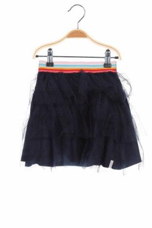 Dětská sukně  Esprit, Velikost 3-4y/ 104-110 cm, Barva Modrá, Polyester, Cena  475,00Kč