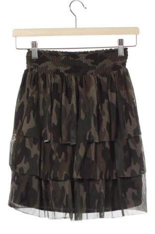 Dětská sukně  Name It, Velikost 11-12y/ 152-158 cm, Barva Vícebarevné, 95% polyester, 5% elastan, Cena  287,00Kč