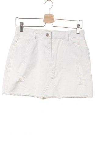 Dětská sukně  Next, Velikost 14-15y/ 168-170 cm, Barva Bílá, Bavlna, Cena  414,00Kč