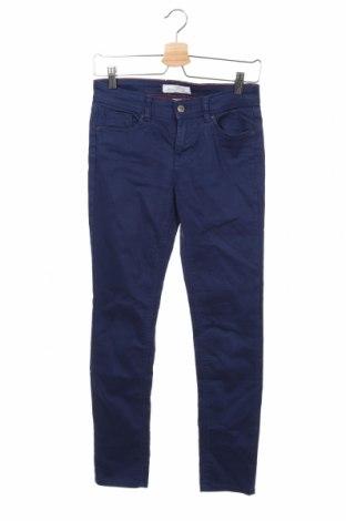 Детски дънки H&M L.O.G.G., Размер 11-12y/ 152-158 см, Цвят Син, 77% памук, 20% полиестер, 3% еластан, Цена 18,90лв.