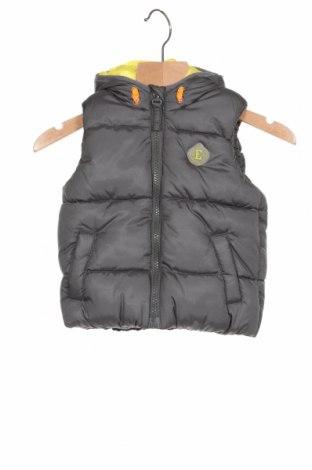 Παιδικό γιλέκο Esprit, Μέγεθος 3-6m/ 62-68 εκ., Χρώμα Γκρί, Πολυεστέρας, Τιμή 23,12€