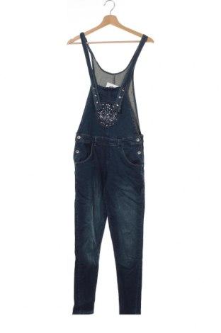 Dětská kombinéza  Guess, Velikost 15-18y/ 170-176 cm, Barva Modrá, 98% bavlna, 2% elastan, Cena  701,00Kč