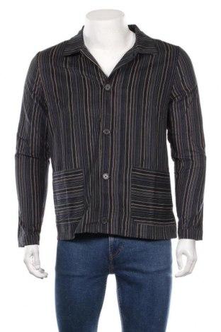 Pánská košile  Native Youth, Velikost S, Barva Modrá, Bavlna, Cena  447,00Kč