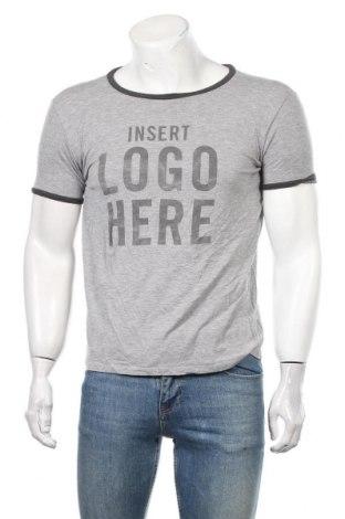 Мъжка тениска Abercrombie & Fitch, Размер XS, Цвят Сив, Цена 25,20лв.