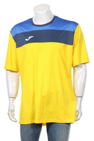 Мъжка тениска Joma, Размер XXL, Цвят Многоцветен, Полиестер, Цена 18,90лв.
