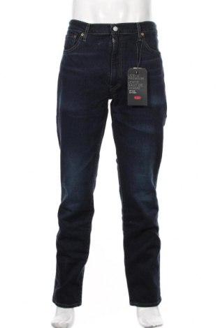 Męskie jeansy Levi's, Rozmiar XL, Kolor Niebieski, 99% bawełna, 1% elastyna, Cena 338,00zł