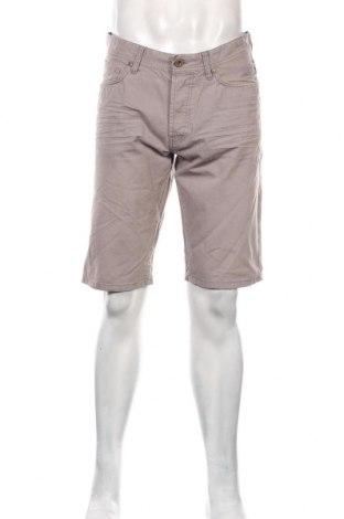 Мъжки къс панталон Tom Tailor, Размер L, Цвят Бежов, 100% памук, Цена 33,60лв.
