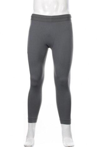 Męskie legginsy Nike, Rozmiar M, Kolor Szary, 63% poliamid, 37% elastyna, Cena 178,00zł