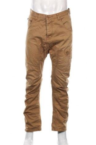 Мъжки панталон Denim Co, Размер M, Цвят Кафяв, 100% памук, Цена 35,70лв.
