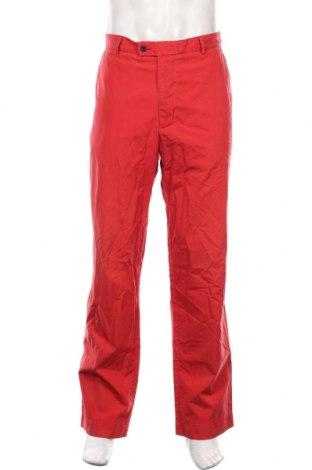 Мъжки панталон Joop!, Размер L, Цвят Червен, 100% памук, Цена 86,10лв.