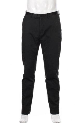 Pantaloni de bărbați McNeal, Mărime L, Culoare Negru, 78% poliester, 19% viscoză, 3% elastan, Preț 207,24 Lei