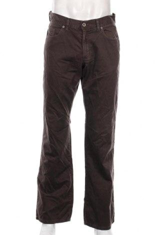 Мъжки панталон Mexx, Размер M, Цвят Кафяв, Памук, Цена 32,55лв.