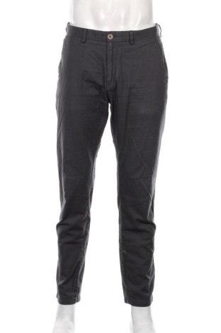 Мъжки панталон Reserved, Размер M, Цвят Сив, Цена 35,70лв.