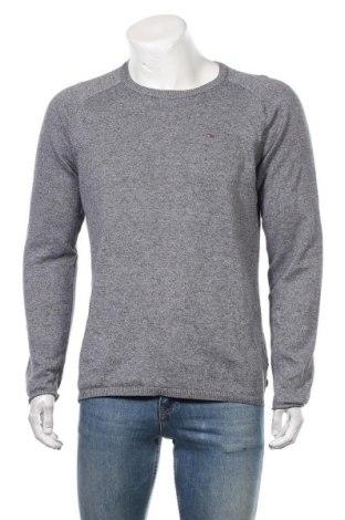 Мъжки пуловер Tommy Hilfiger, Размер L, Цвят Сив, Цена 50,40лв.
