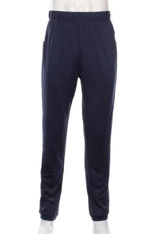Męskie dresy Hummel, Rozmiar L, Kolor Niebieski, 95% poliester, 5% elastyna, Cena 138,00zł