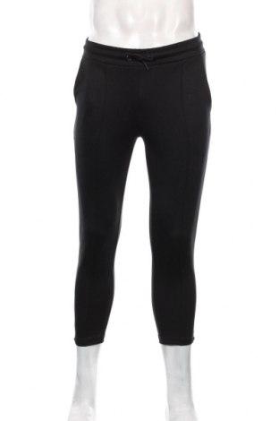 Мъжки спортен панталон Only & Sons, Размер M, Цвят Черен, 85% полиестер, 15% памук, Цена 30,45лв.