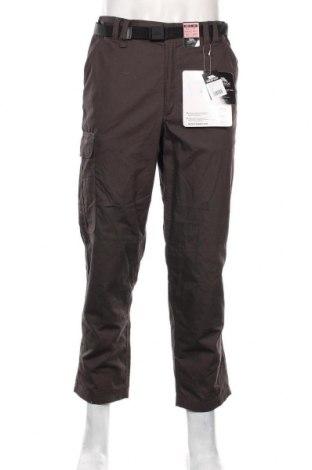 Pantaloni trening de bărbați Trespass, Mărime S, Culoare Gri, 65% poliester, 35% bumbac, Preț 244,25 Lei