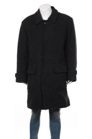 Palton de bărbați Cashmere, Mărime XL, Culoare Gri, 65% lână, 25% poliamidă, 10% cașmir, Preț 152,53 Lei