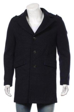 Palton de bărbați Kiomi, Mărime M, Culoare Albastru, Preț 205,58 Lei
